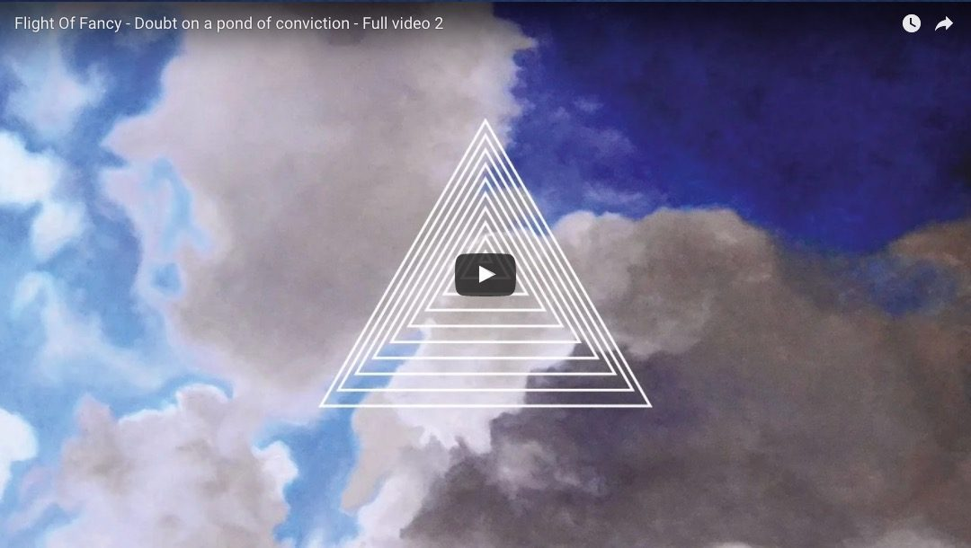 Sortie officielle du clip d'animation « Doubt on a pond of conviction »