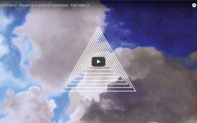 Sortie officielle du clip d'animation «Doubt on a pond of conviction»